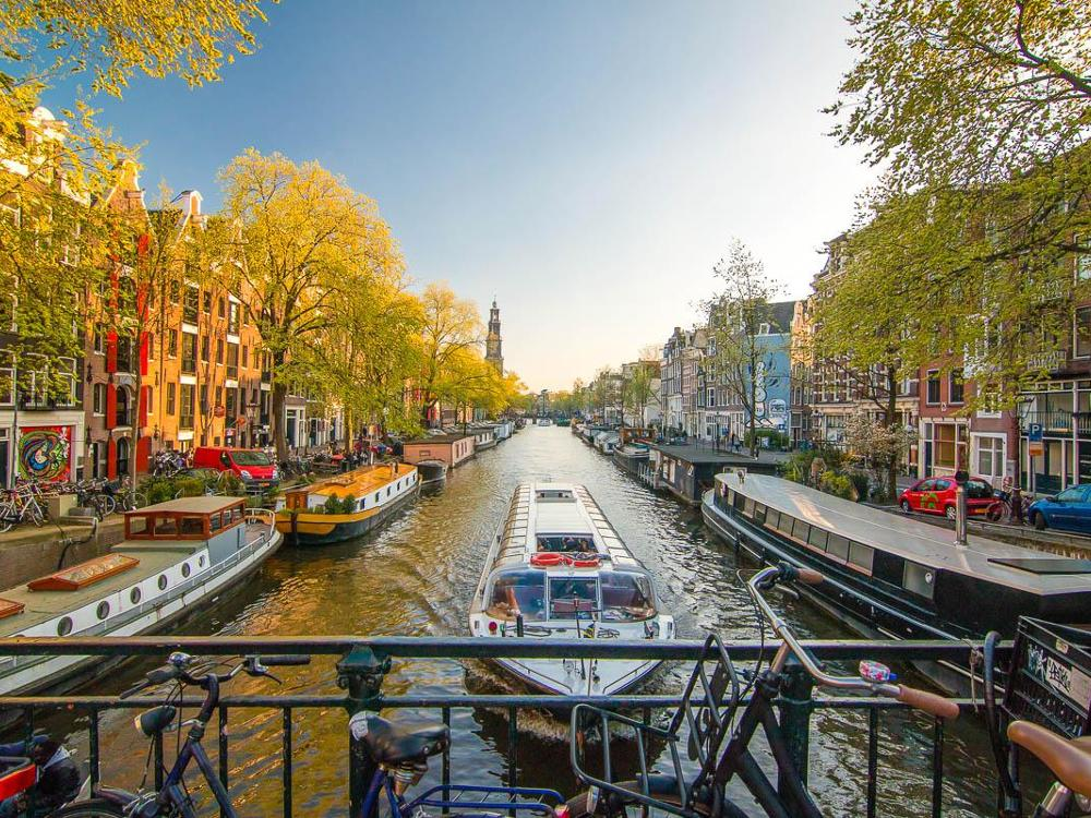 5 dni w Beneluksie