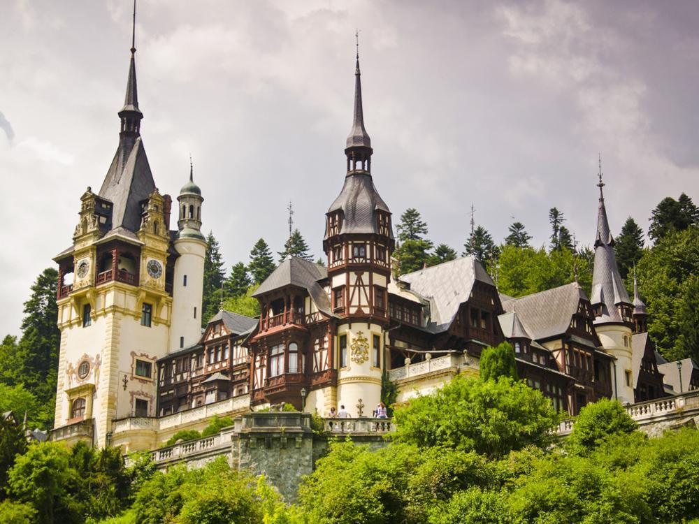 Rumunia Drakuli + Budapeszt