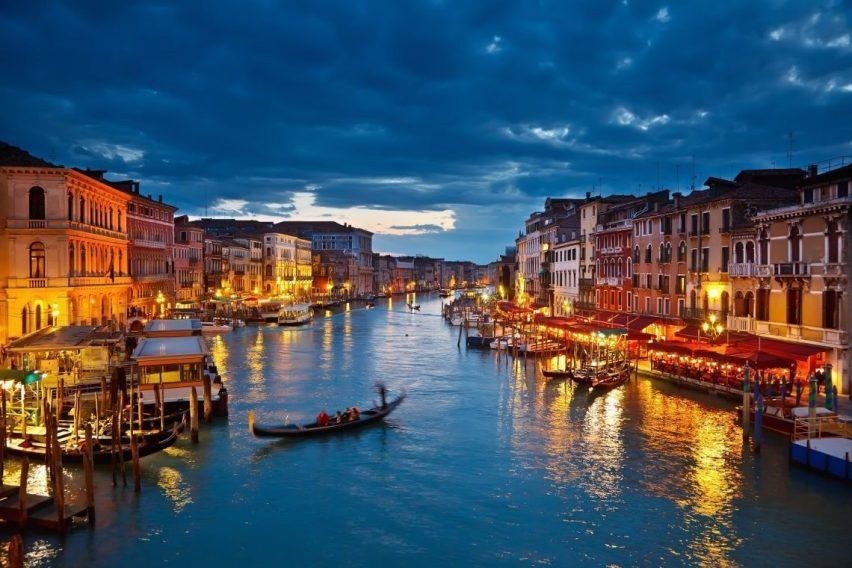 Sylwester w Wenecji komfort