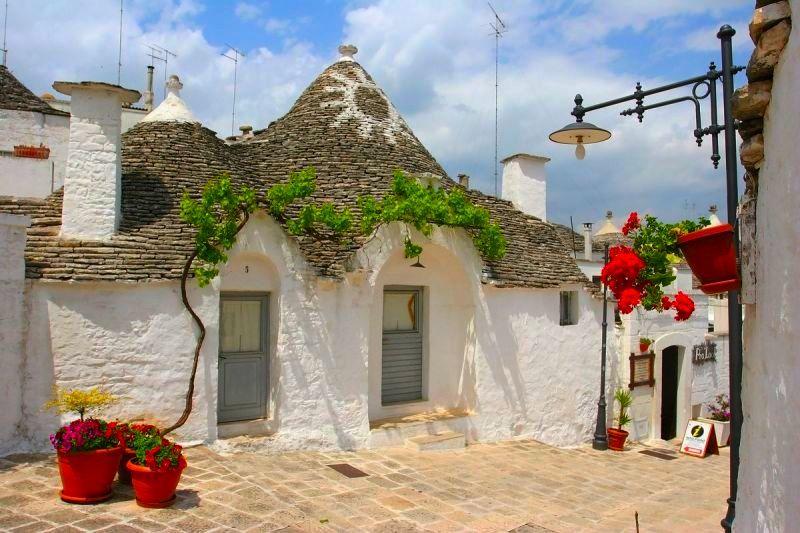 Bari i Alberobello