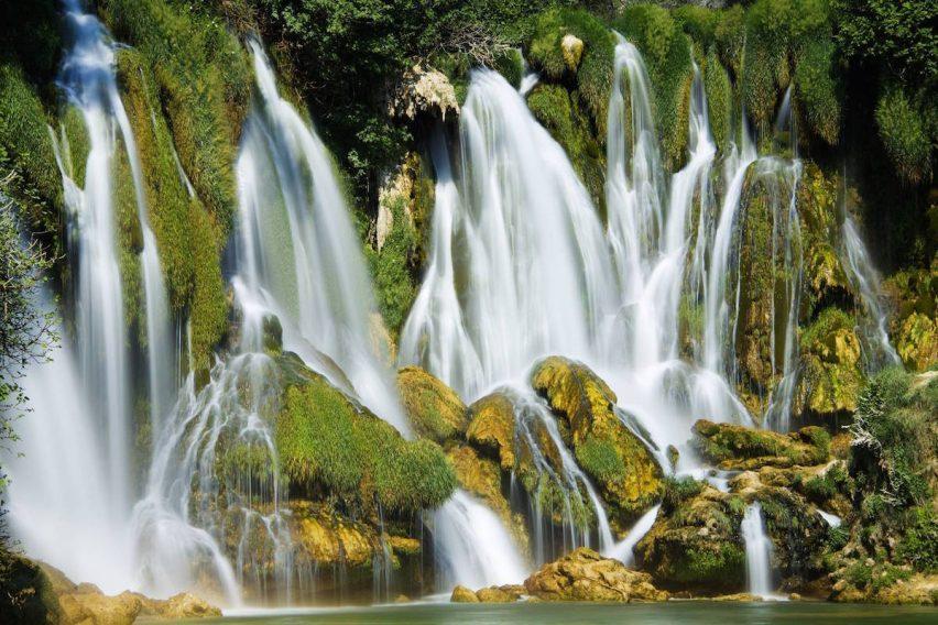 Wodospady rzeki Krka