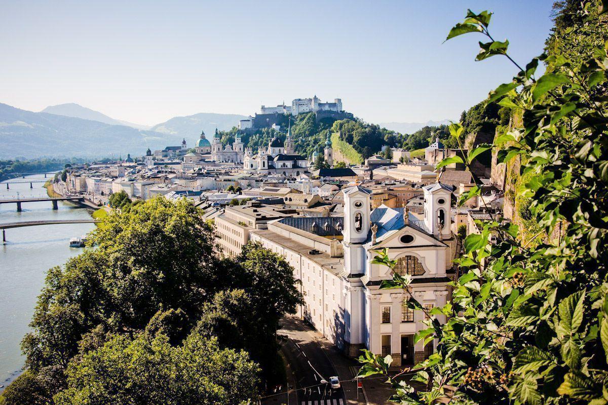 Austria - z wizytą u Mozarta