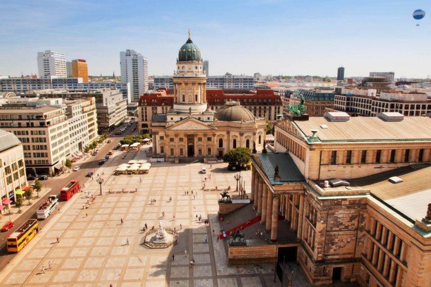 Berlin - miasto otwarte