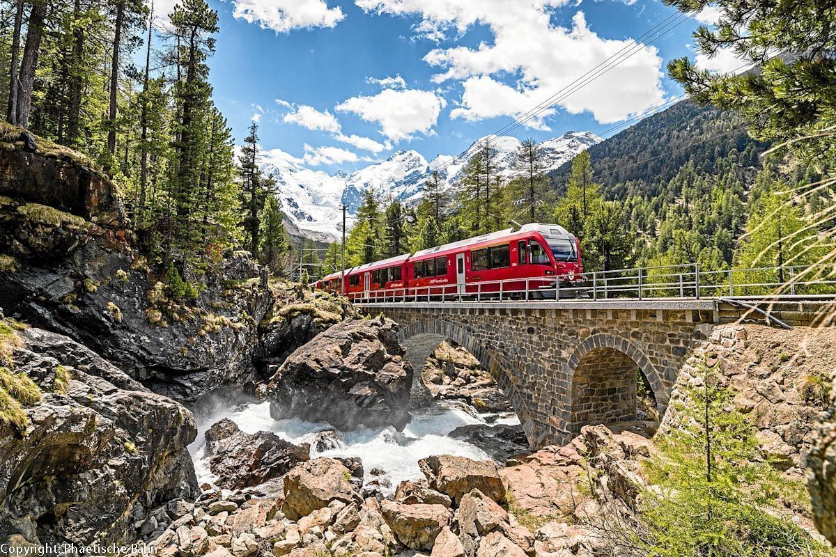 Szwajcaria - ogromne piękno w miniaturze