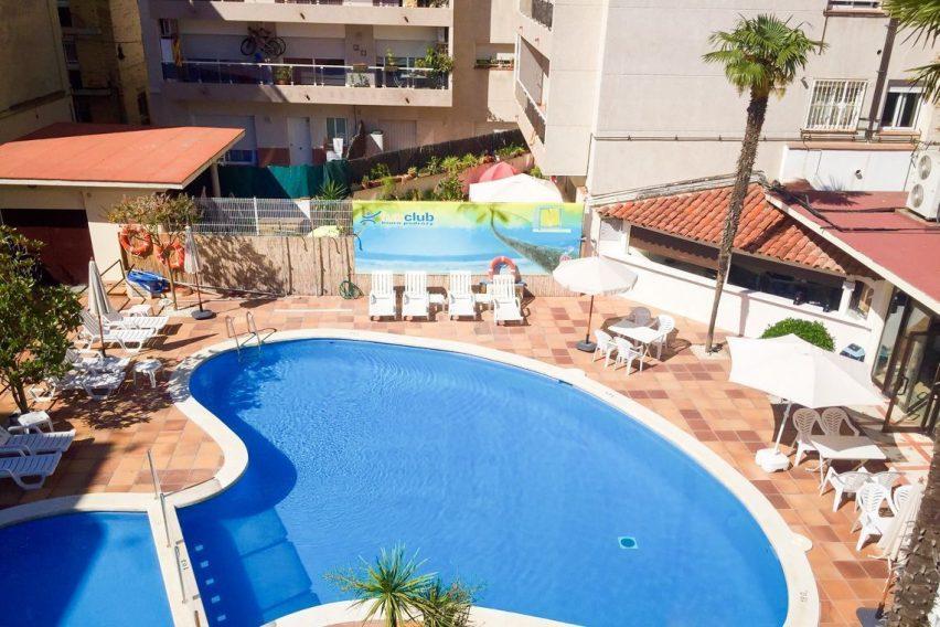 wczasy wypoczynek hiszpania hotel mireia lloret de mar funclub-4