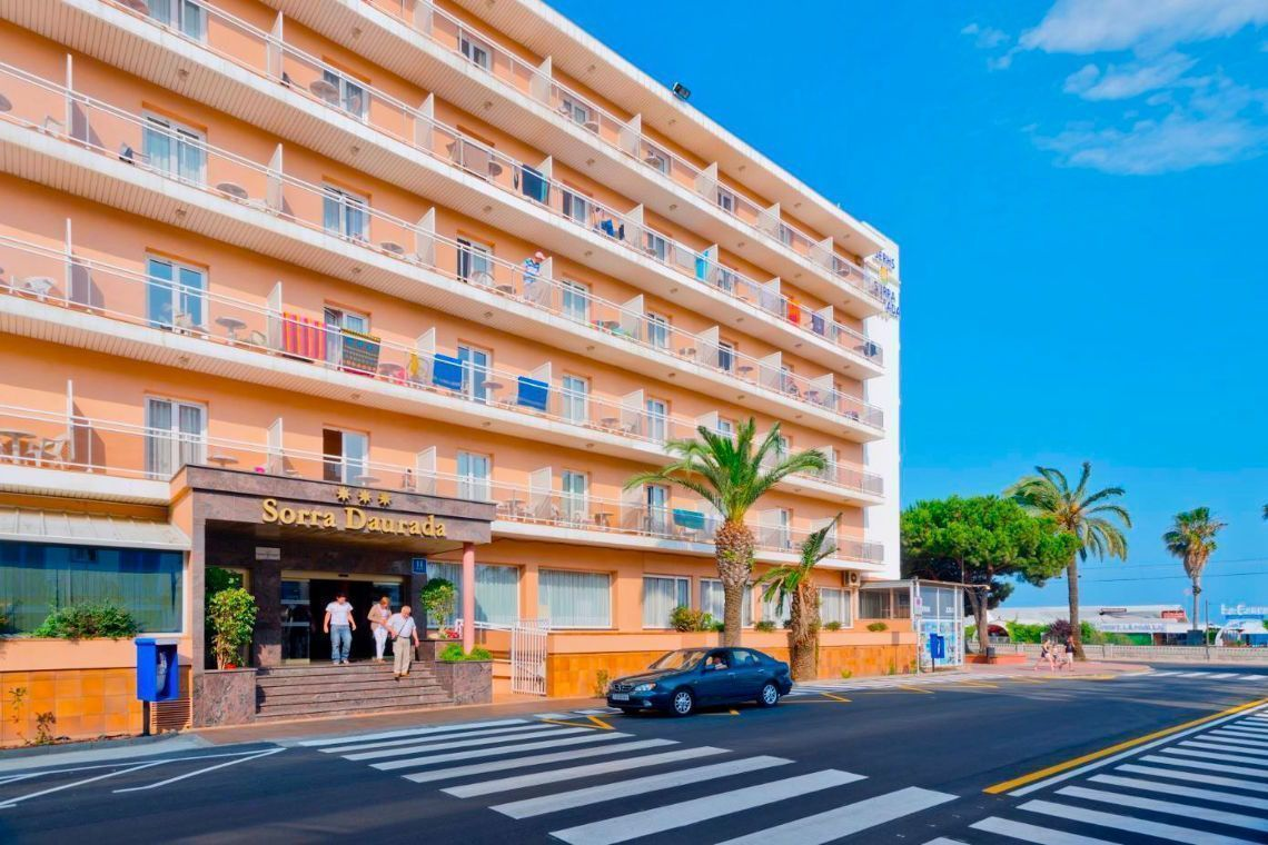 [Dla Seniora] Hotel SORRA DAURADA 13 noclegów