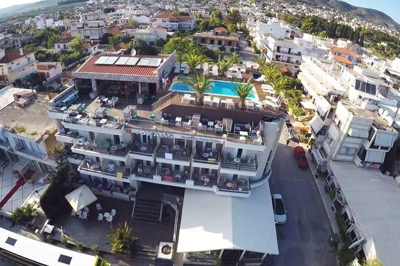 [Dla Seniora] Hotel Tokalis Boutiqe & Spa 11 noclegów