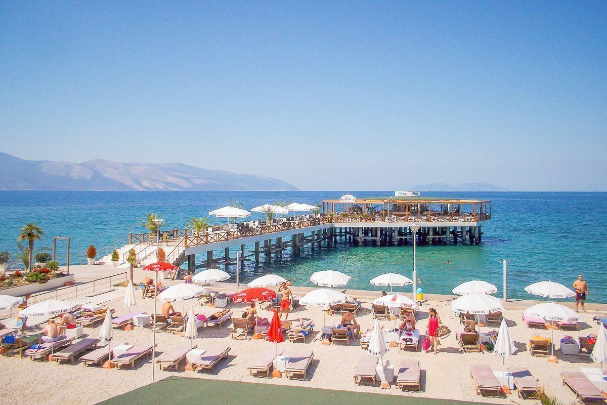 wypoczynek wczasy albania vlora radhime hotel olympia village funclub-4