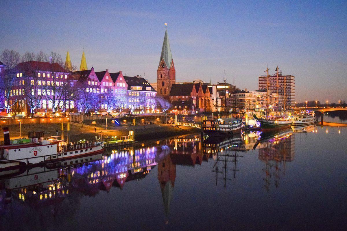 Niemcy Północne - UNESCO je lubi + Urodziny Portu w Hamburgu