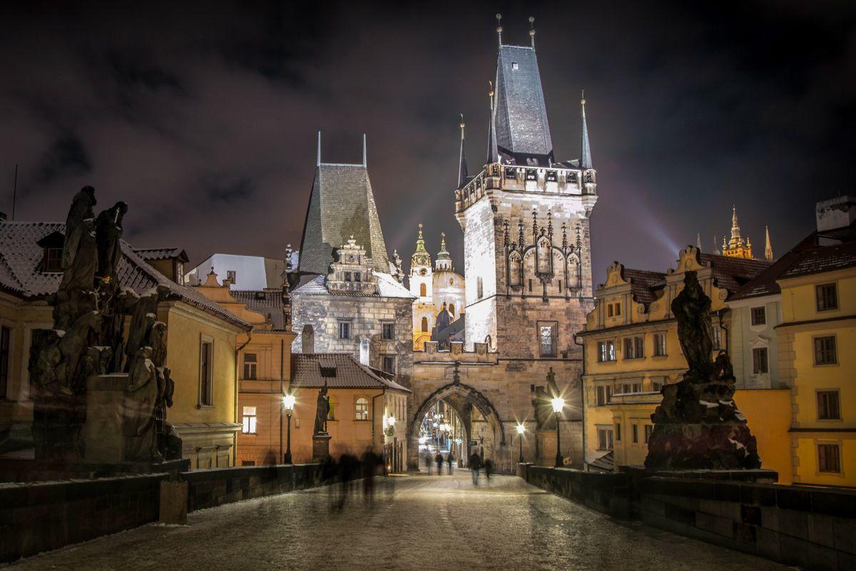 PLATINUM - Praga - czeska stolica i Skalne Miasto