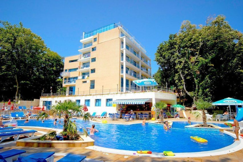 Hotel Holiday Park All Inclusive z Budapesztem i Balatonem