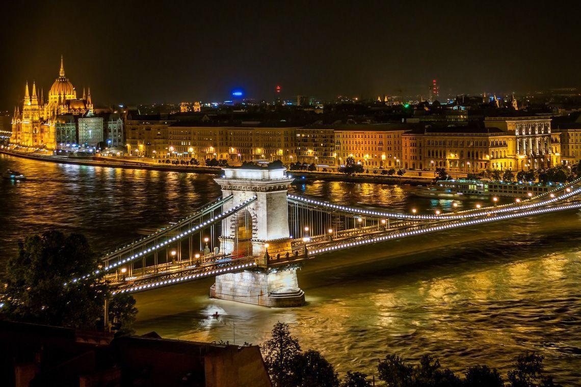 Budapeszt - historia, termy, tokaj