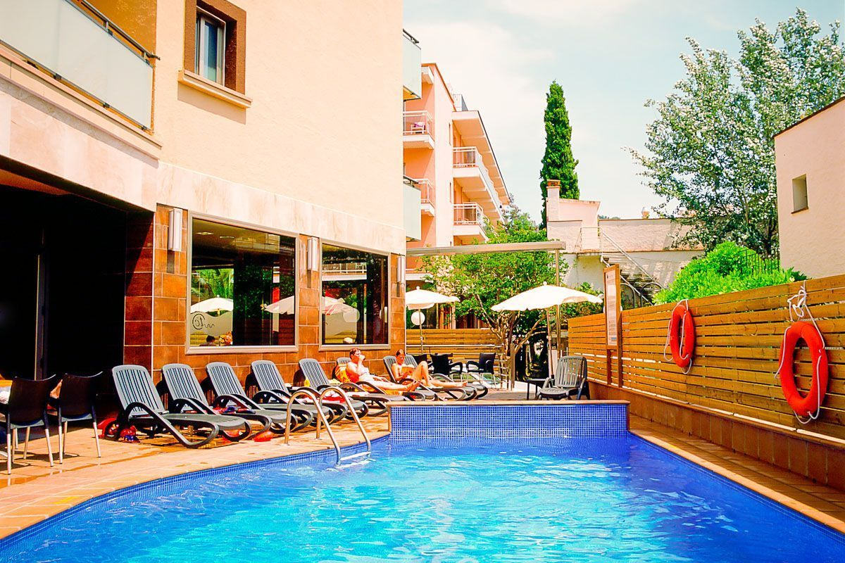 Hotel Tossa Beach Center