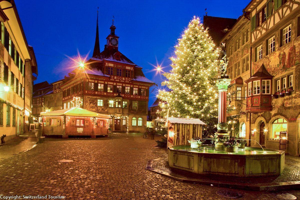 SWITZERLAND - WINTER