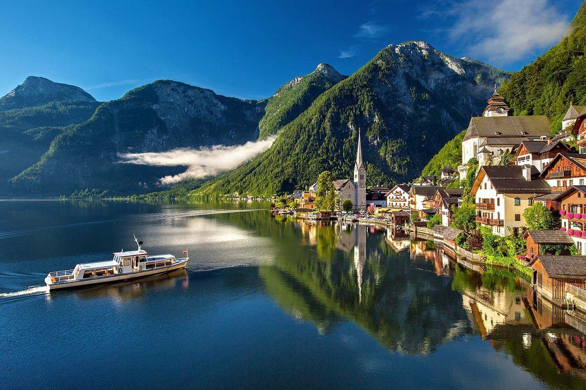 Austria - Alpejska symfonia