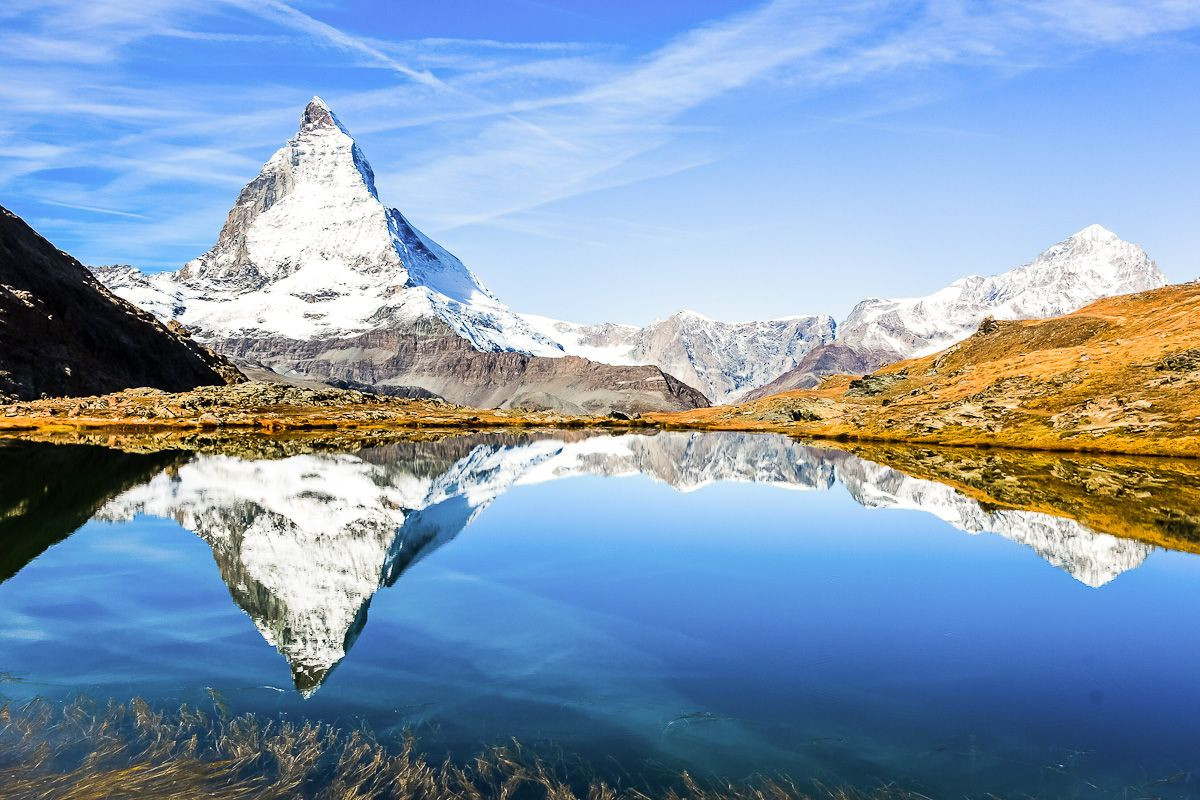 Szwajcaria - najlepsze z najlepszych