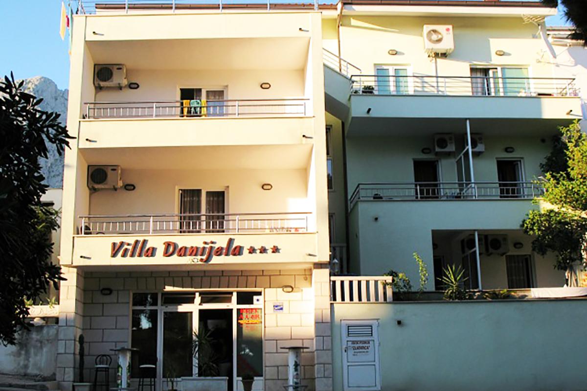 Vila Danijela HB