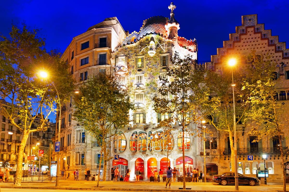 barcelona katalonia hiszpania funclub2