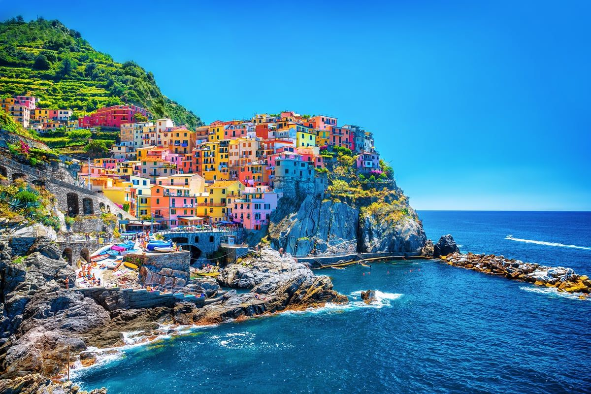 [Dla Seniora] Francja i Włochy