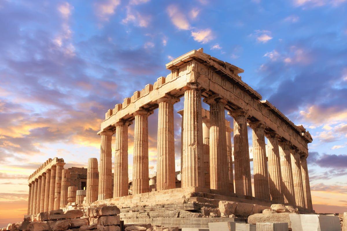ateny grecja funclub partenon