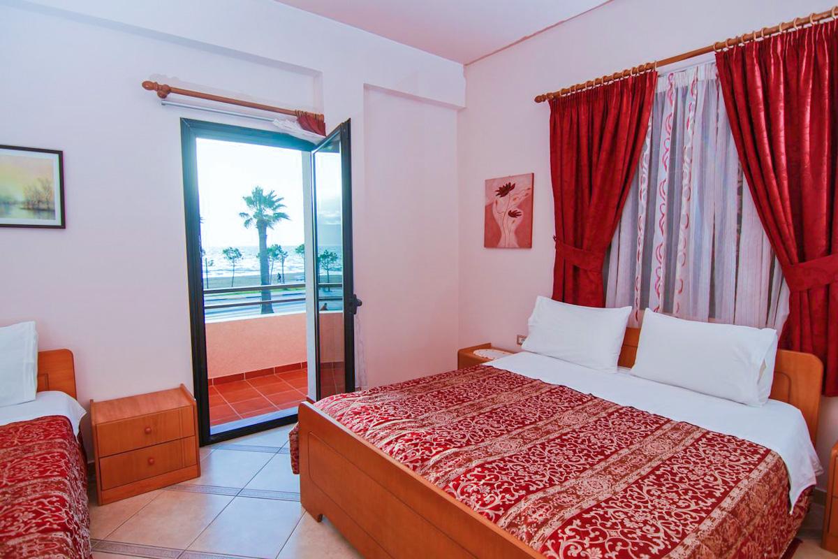 hotel primavera albania vlora wypoczynek senior funclub