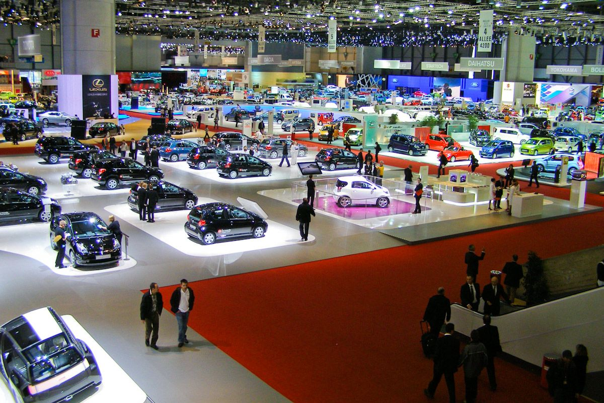 International Motor Show Geneva