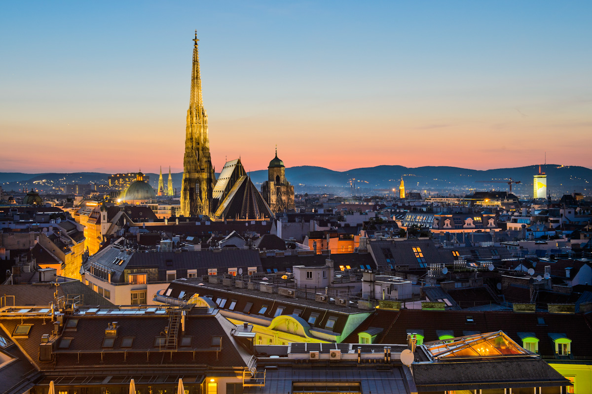 Noc Muzeów w Wiedniu i Wiener Wiesn Fest - Oktoberfest w Wiedniu