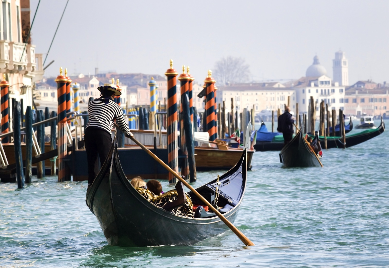Wenecja, Burano i Murano