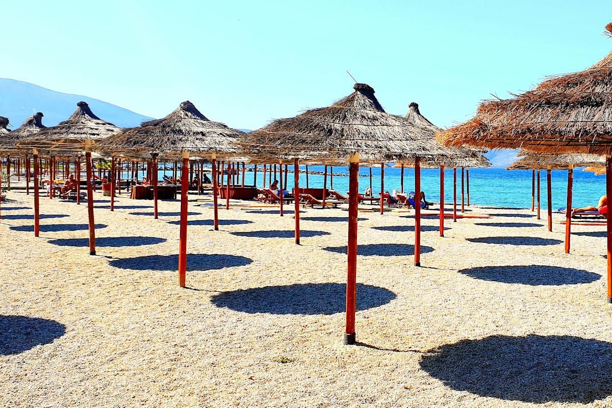 Orikum Beach Apartments [ prywatna plaża]