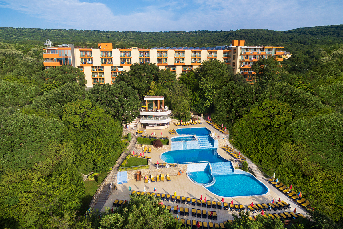 [Dla Seniora] NOWOŚĆ Hotel Primasol Sunrise All Inclusive