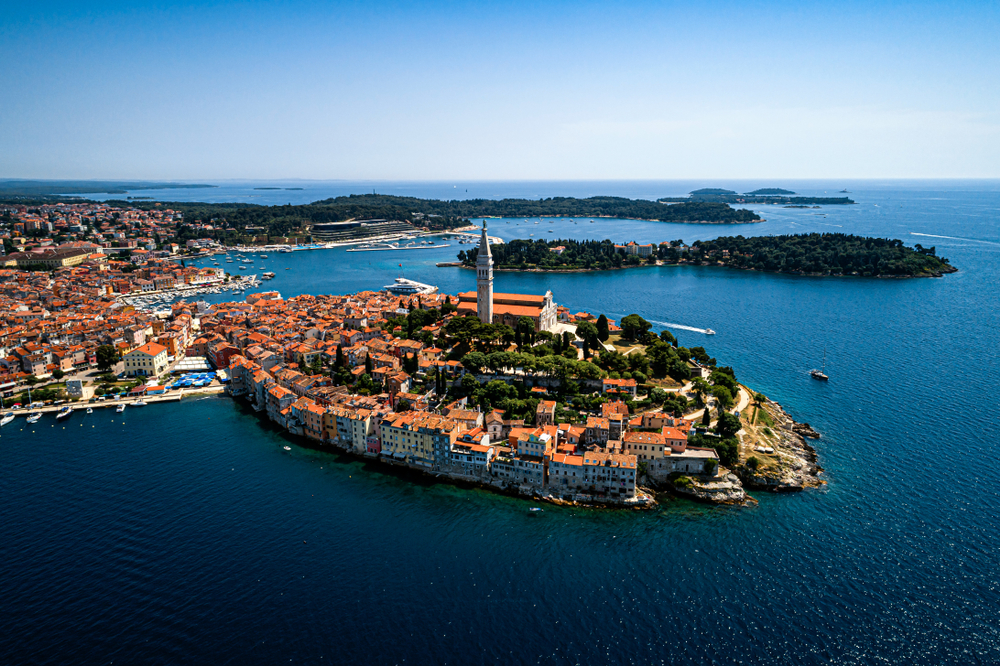 Perły Istrii - Rovinj