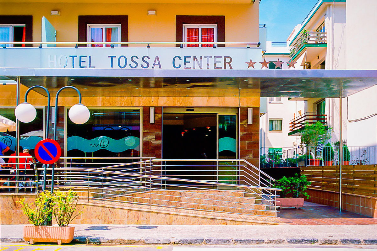[Dla Seniora] Hotel TOSSA BEACH CENTER ALL INCL.