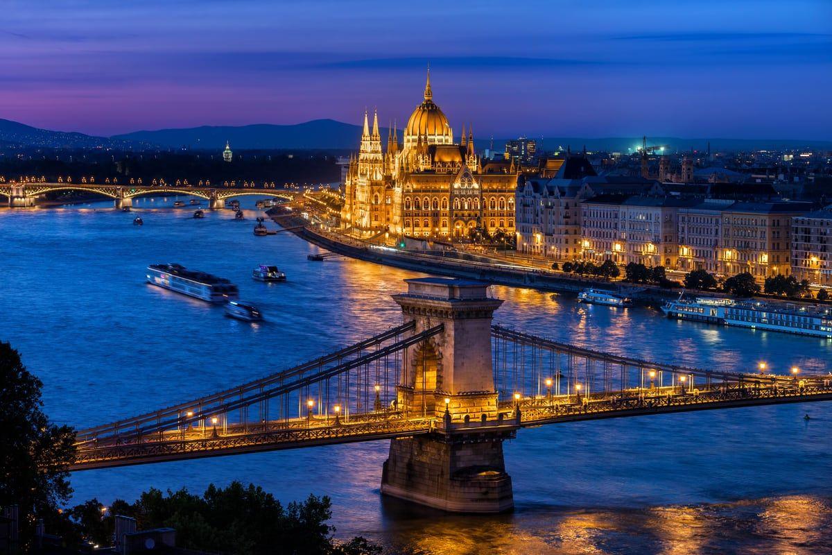 [PLATINUM] Budapeszt, Wiedeń i Praga