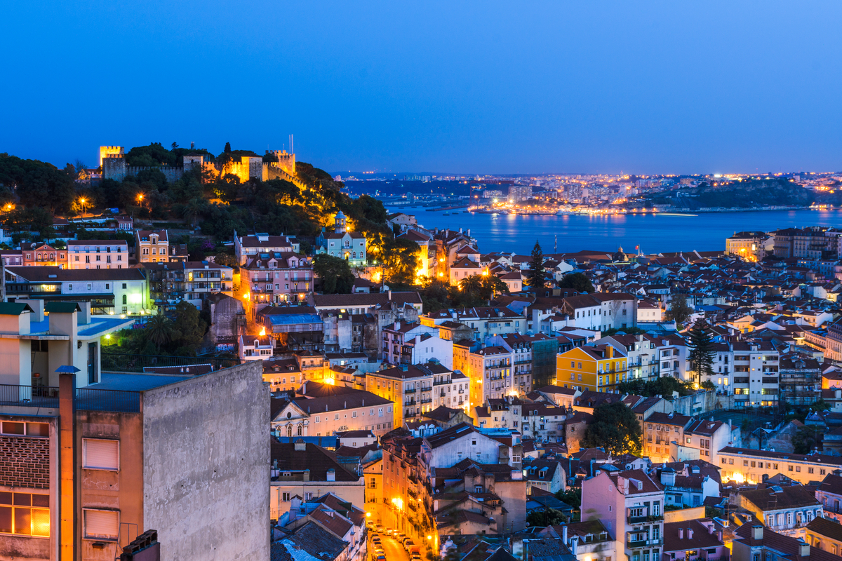 lizbona portugalia