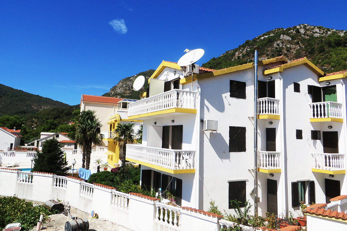 [Dla Seniora] Villa Lazi z widokiem na morze