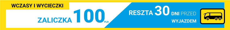 promocja 100 pln