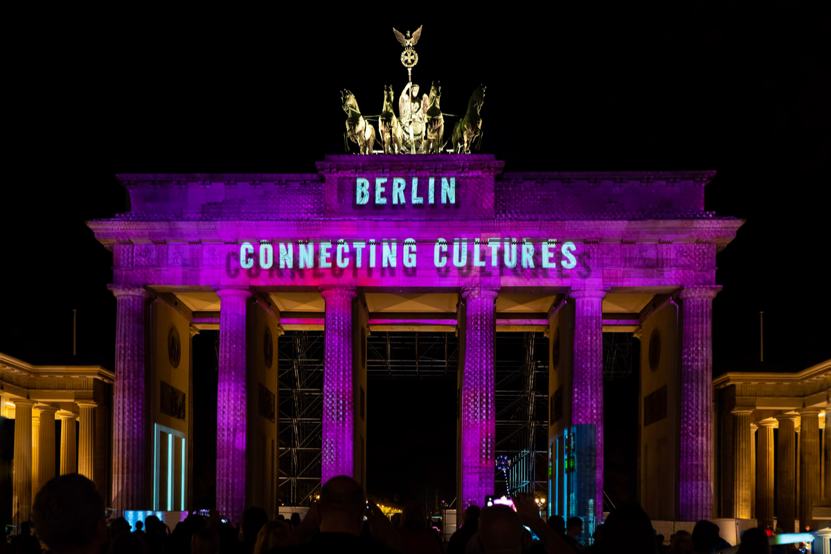 Berlin - Festiwal Kultur