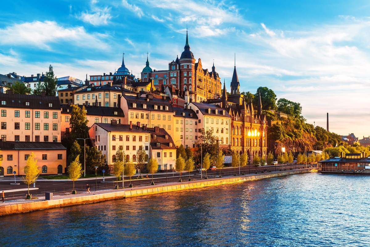 Ryga + Sztokholm PRIDE promem