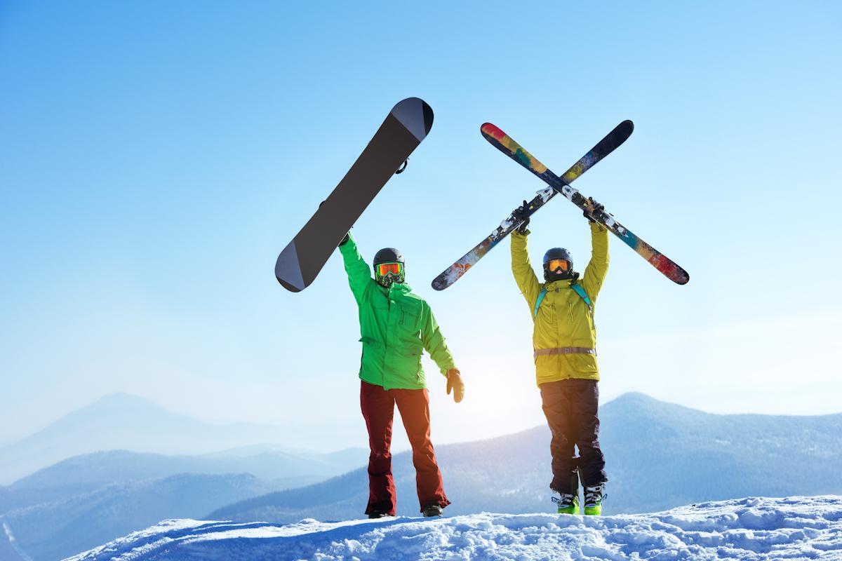 Zieleniec wyjazd jednodniowy na narty