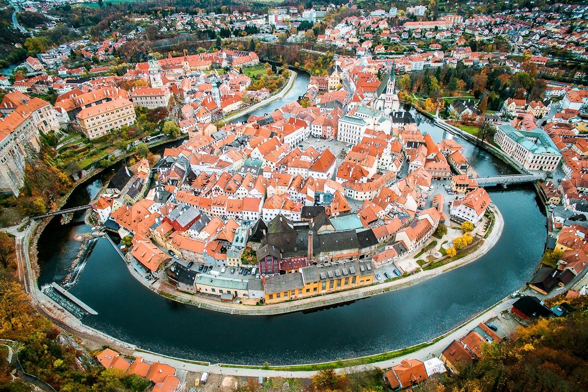 Czeskie piwo i skarby UNESCO