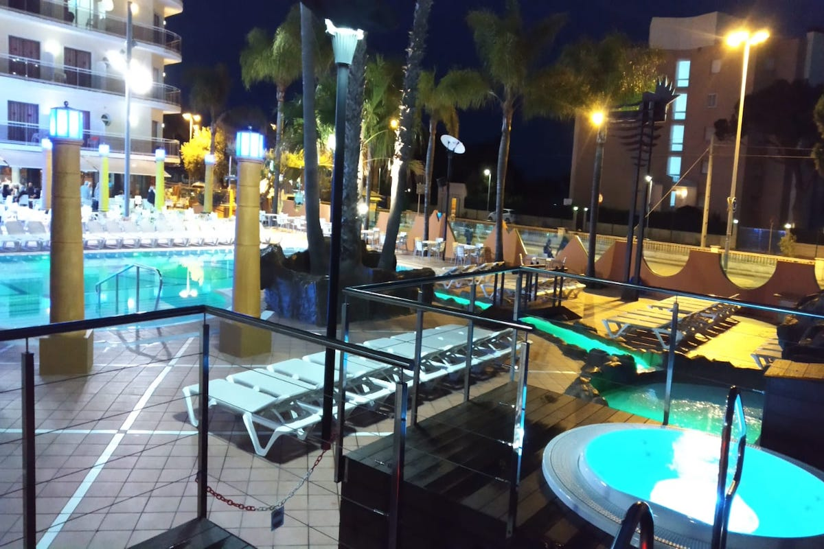 hotel reymar playa malgratdemar1
