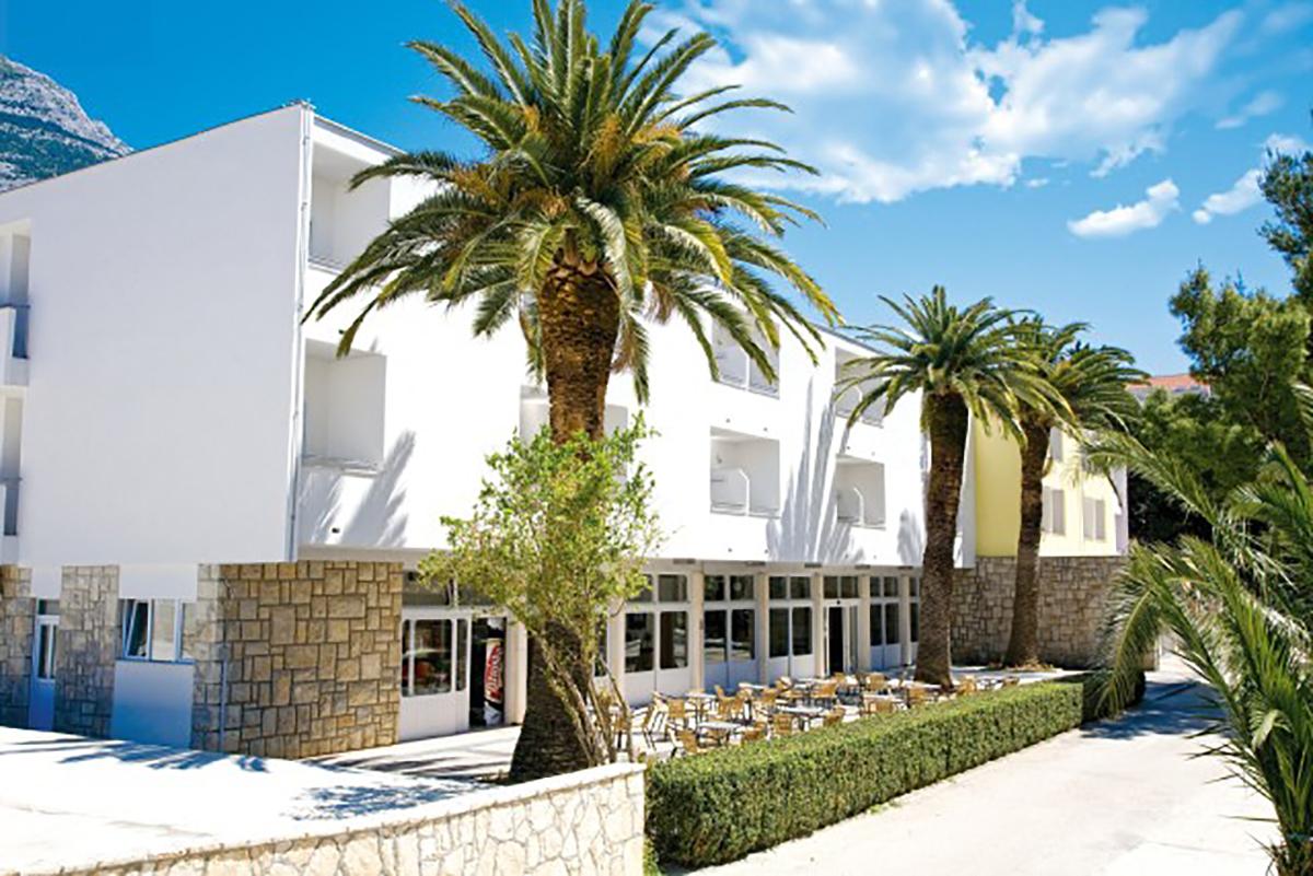 [Dla Seniora] Hotel PALMA HB